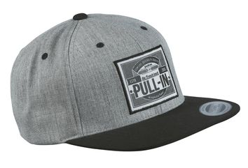 Casquette Pull-In Snap Gris Clair