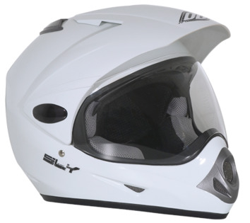 Casque SHOT 2015 Sly Blanc