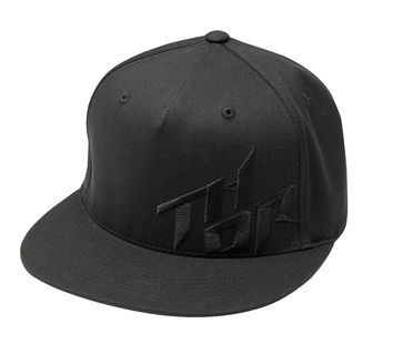 Casquette THOR 2015 Stacked - Noire S/M