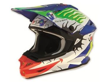 Casque UFO 2015 Interceptor II Joker 54- XS