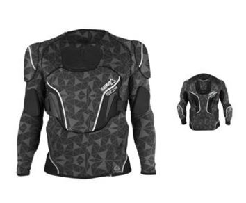 Gilet de protection LEATT BRACE 2015 3DF Airfit Lite