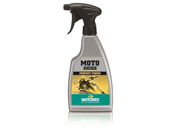 Spray Finition MOTO SHINE MOTOREX 500Ml