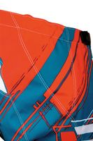 Pantalon cross SHOT 2016 Contact Genesis TURQUOISE/ROUGE