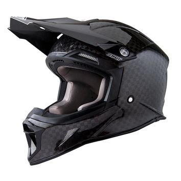 Casque Cross SHOT Striker Full Carbon 54 - XS