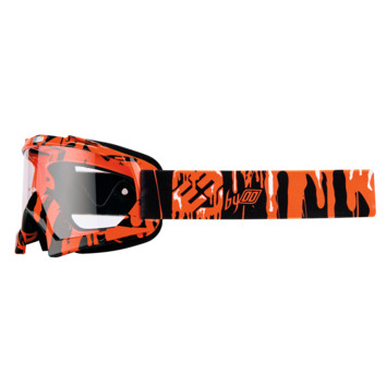 Lunettes cross FREEGUN by SHOT YH-16 Slime Neon Orange