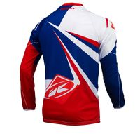 Maillot Kenny 2017 TRIAL UP BLEU/BLANC/ROUGE S