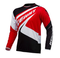 Maillot Kenny 2017 TRIAL UP NOIR/ROUGE XXL