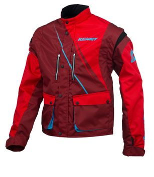 Veste Enduro Kenny 2016 TRACK  ROUGE