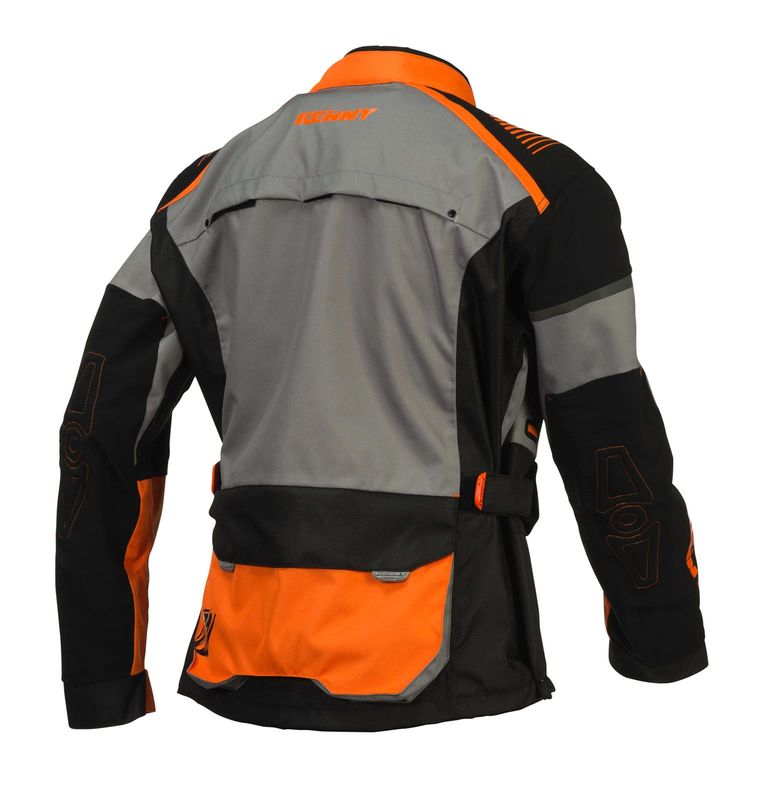 veste enduro kenny orange noir 3as racing. Black Bedroom Furniture Sets. Home Design Ideas