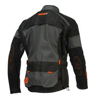 Veste Enduro Kenny Noir Orange XXXL