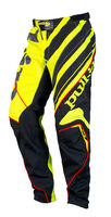 Pantalon cross PULL IN by KENNY 2016 FRENCHY JAUNE FLUO/NOIR 30