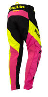 Pantalon cross PULL IN by KENNY 2016 FIGHTER JAUNE FLUO/ROSE FLUO 28