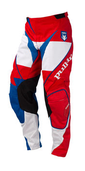 Pantalon cross PULL IN by KENNY 2016 FIGHTER BLEU/BLANC/ROUGE 26