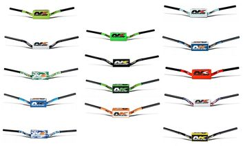 Guidon Motocross NEKEN Radical 28,6mm RMZ