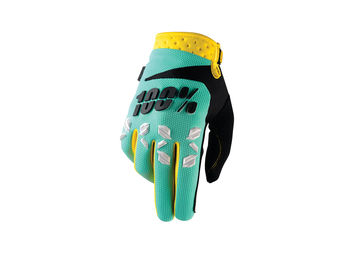 Gants cross 100% Airmatic Mint 09 - M