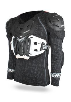 Gilet de protection LEATT 4.5 Noir