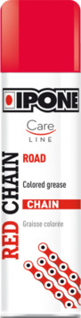 Spray chaine IPONE 250 ml ROUGE Road