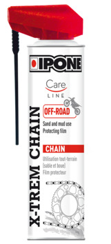 Graisse Ipone chaine moto X TREM CHAIN Off-road 250ml