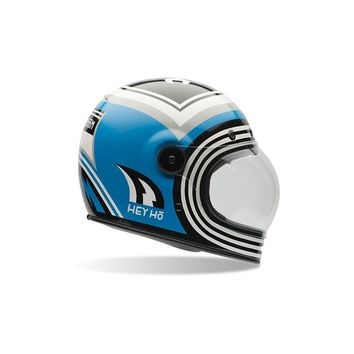 Casque BELL Bullitt Barn Fresh Hey Ho Bleu