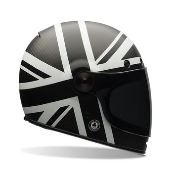 Casque BELL Bullitt Carbon Ace Black Jack