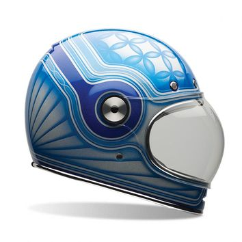 Casque BELL Bullitt Chemical Candy Bleu