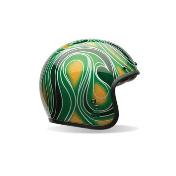 Casque BELL Custom 500 Chemical Candy Vert