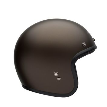 Casque BELL Custom 500 Marron Mat