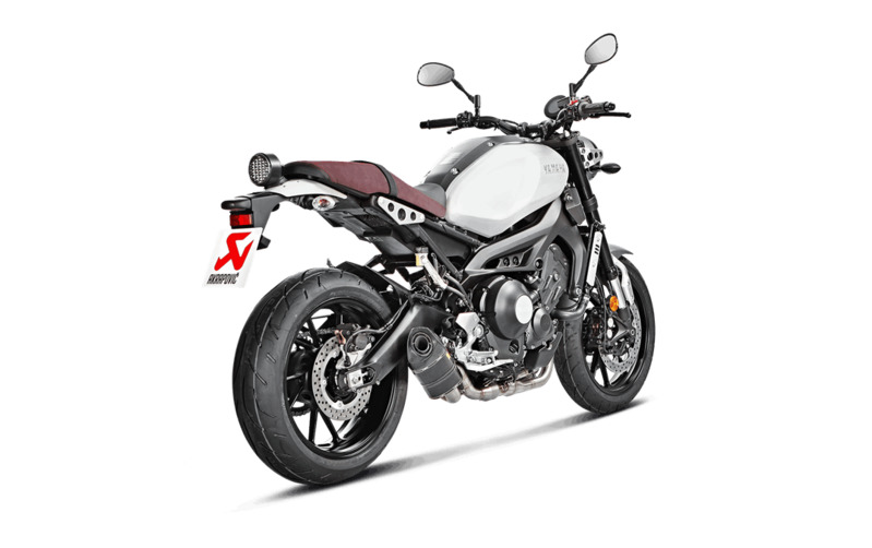 ligne akrapovic racing carb yamaha mt 09 2014 16 xsr 900 2016. Black Bedroom Furniture Sets. Home Design Ideas