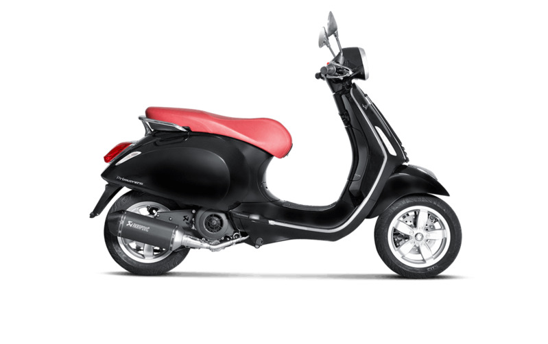 ligne compl te akrapovic racing line inox piaggio liberty 125 150 3v 2013 2015 vespa lx lxv. Black Bedroom Furniture Sets. Home Design Ideas