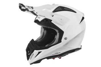 Casque cross AIROH 2016 Aviator 2.2 Color Blanc Brillant