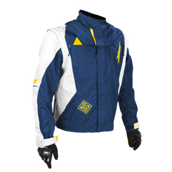 Veste SHOT Flexor Advance 2018 - Bleu Jaune