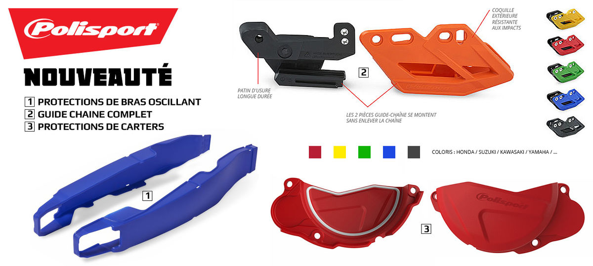 Protections POLISPORT
