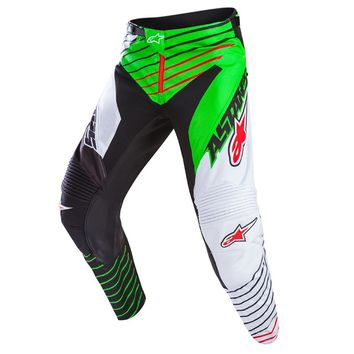 Pantalon Cross Alpinestars 2017 Racer Braap - Edition Limitée VEGAS
