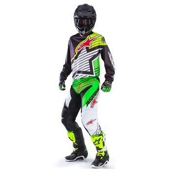 tenue moto cross hommes enfants 3as racing. Black Bedroom Furniture Sets. Home Design Ideas