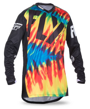 Maillot Cross 2017 Fly Lite Hydrogen Monstery Energy Tie-Dye