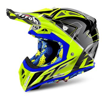 Casque cross AIROH 2017 Aviator 2.2 Cairoli Mantova