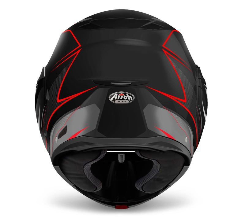 Casque Modulable Route Airoh 2017 Rev Noir Mat 3as Racing