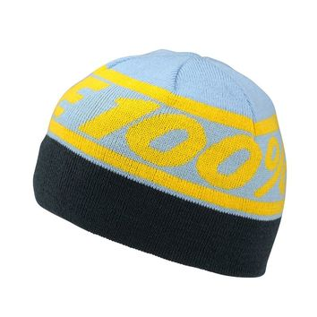 Bonnet 100% Rally - Bleu