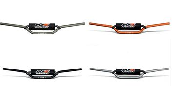 Guidon Motocross NEKEN bas 22mm 50/65/85cc