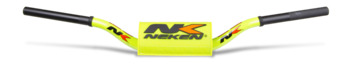 Guidon Motocross NEKEN Radical 28,6mm RMZ Jaune Fluo
