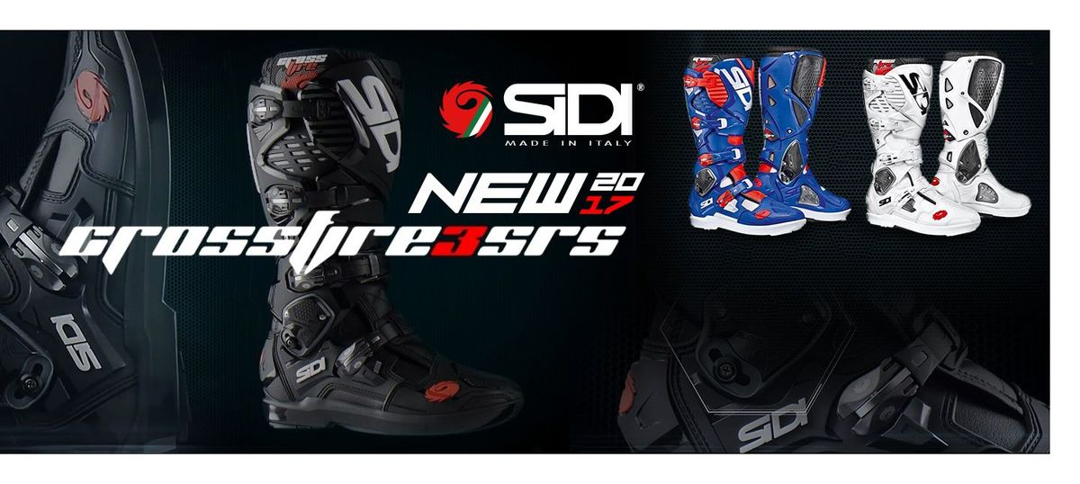 Bottes SIDI cross fire SRS 3
