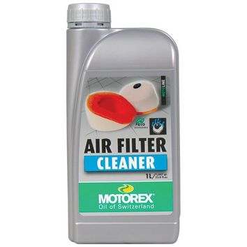 air filter cleaner sae motorex un litre