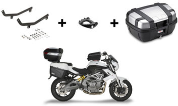 Ensemble Top Case Monokey Givi Benelli Tre-K 899/1130