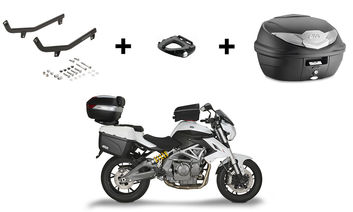 Ensemble Top Case Monolock Givi Benelli Tre-K 899/1130