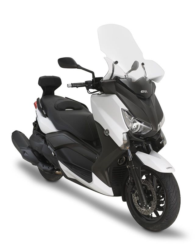 bulle scooter givi yamaha x max 125 250 2012 2016 x max 400 2013 2016 mbk 125 250 skyliner 2014. Black Bedroom Furniture Sets. Home Design Ideas