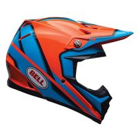 Casque cross BELL 2017 MOTO 9 Spark - Orange