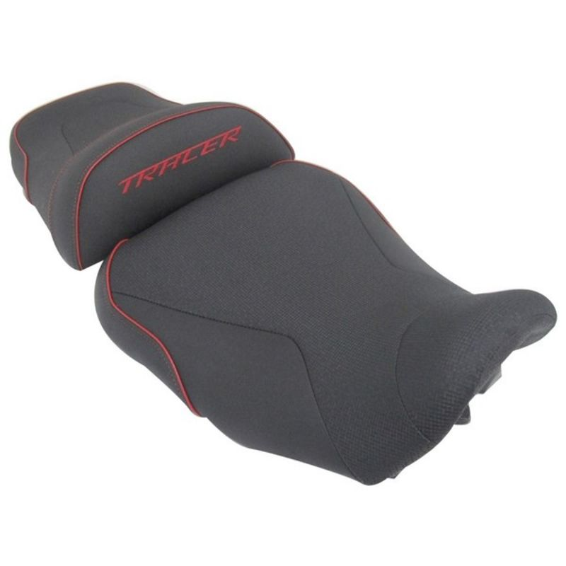 selle ready luxe bagster yamaha mt 09 tracer 2015 2016 rouge 3as racing. Black Bedroom Furniture Sets. Home Design Ideas