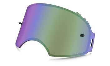 Ecran de rechange simple OAKLEY Airbrake Prizm MX - Iridium Vert
