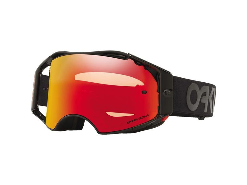 masque cross oakley airbrake mx blackout ecran prizm iridium rouge 3as racing. Black Bedroom Furniture Sets. Home Design Ideas