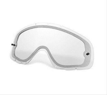 Ecran de rechange simple OAKLEY Crowbar Enduro - Transparent